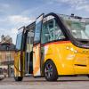 Interaktion mit autonomen Fahrzeugen (Bachelorprojekt)
