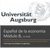 Español de la economía Modul B
