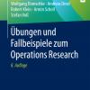Operations Research / Einführung in die Wirtschaftsinformatik für Ingenieure III (Übung)